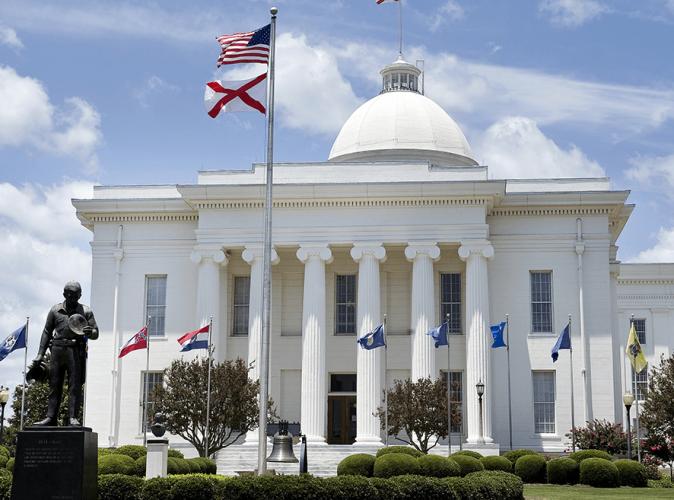 Alabama Flag Photo