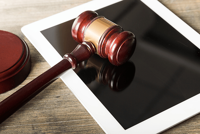 Technology in the court report